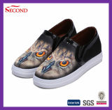 2016 Latest Spring Autumn Women Canvas Flat Casual Shoes