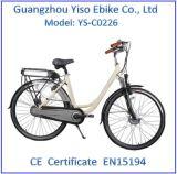 26′′ Ladies Hybrid Bike with 36V 250W