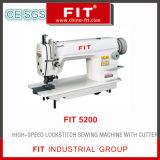 High Speed Lockstitch Sewing Machine with Cutter