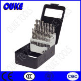 33 Piece Roll & Edge Ground M2 HSS Drill Bit Set