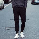 Hot Sale Men Cotton Clothes Leisure Loose Pure Color Pants