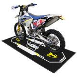 Eco-Friendly Floor Bicycle or Motorcycle Logo Mat