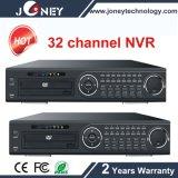 Full HD H. 264 Standalone NVR 32CH NVR