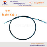 Steel Brake Cable, Motorcycle Brake Cable for Motor Parts