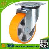 Swivel Medium Duty PU on Aluminum Core Wheels Caster