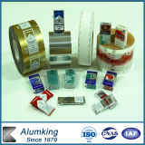 1235 8011 Beer Mark Label Aluminum Foil