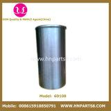 Komatsu 6D108 6121-21-2210 S6d108 6222-23-2211 6222-21-2220 Cylinder Liner
