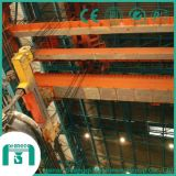 2016 Yz Overhead Crane for Foundry Cap. 140/32 Ton