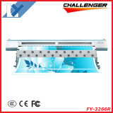 3.2m Large Format Plotter Fy-3266r, Challenger Solvent Printer
