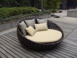 Wicker Outdoor Furniture/Rattan Daybed/Wicker Daybed