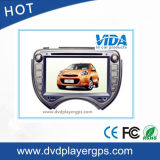 Car DVD Two DIN for Nissan March with GPS/Bt/iPod