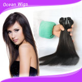 Tangle Free and No Shedding 100% Peruvian Virgin Remy Hair Eextension/Weft