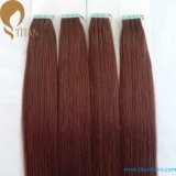 Brazilian Remy Human Skin Weft Tape Hair Extensions