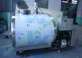 500L Stainless Steel Horizontal Milk Chiller Tank