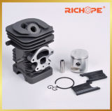 Gasoline Chain Saw Spare Parts for Cylinder Kits (HS236 Black)