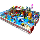 Indoor Playground Plastic Fence for Children Play Fun