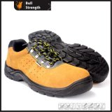 Suede Leather S1p Standard Safety Shoes Hq2003