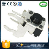 Touch Switch 6*6*4.3 No. Two Support Environmental Protection High Temperature Electronic Key Switch