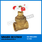 "1/2""-4"" High Performance Brass Wedge Gate Valve (Bw-G03)"