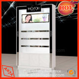 Wooden Cosmetic Display Shelf for Shop