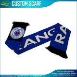 Custom Jacquard 100% Acrylic Knitted Footballl Scarf (B-NF19F10024)