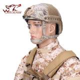 Tactical Navy Fast Mh Style Helmet Military Motorcycle Helmet Bulletproof Helmet Airsoft Helmet
