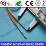 100W or More High-Power Seamless Cartridge Heater