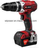 20V 4.0ah Cordless Hammer Drill Li-ion Power Tool