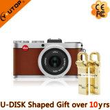 Customerized Gifts Golden Metal Hook USB Flash Memory (YT-3258)
