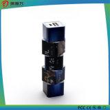 Magic cube type power bank charger 2600mAh
