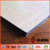 Ideabond New Design Wooden Texture Aluminum Composite Material (AE-304)