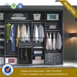 Factory Wholesale Price Bedroom Wardrobe Closet Wooden Furniture (HX-LC2249)