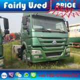 Cheap Used 6X4 HOWO 336/371/375 Tractor Truck of Truck Head