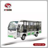 14 Seats Sightseeing Car City Tourist Bus