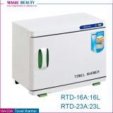 Rtd-16A Wholesale 16L UV Sterilizer Hot Towel Warmer Cabinet for Sale for Beauty Salon Use