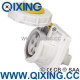 Waterproof IEC309-2 3p+N+E Industrial Plug Socket AC 110-130V 125AMP
