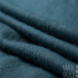 100% Machine Washable Wool Fabric with Good Elasticity for Nightdress, Thin