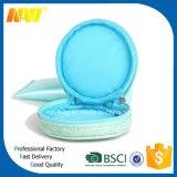 Nylon Round Cosmetic Bag
