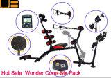 Ab Machine Wonder Core Twister Monitor Six Pack