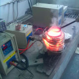 High Frequency Induction Furnace for Aluminum Melting 3kg