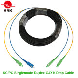 FTTH G657A GJYXFCH GJXFH Fiber Optic Drop Cable Patch Cord