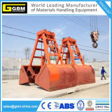 Hydraulic Electric Remote Control Clamshell Grab for Bulk Handling