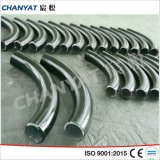 Welded 3D 30 Degree Alloy Steel Pipe Bend A234 Wp12