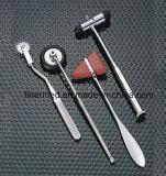 Stainless Steel Medical Neurological Reflex Hammer