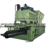 Epm100 Horizontal Plastic Manual Baler with Conveyor