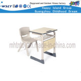 Metal Classroom Furniture School Table and Chair Set (HF-07905)