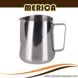 Four Sizes Stainless Steel Latte Art Milk Frothing Pitcher