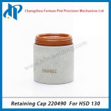 Retaining Cap 220490 for Hsd130 Plasma Cutting Torch Consumables