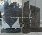 Vizag Blue/Himalaya Blue Granite Monument/Headstone/Tombstone/Gravestone