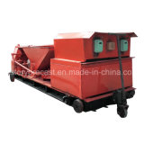 Professional House Machinery Concrete Hollow Core Roof Slab Extruder Equipment
